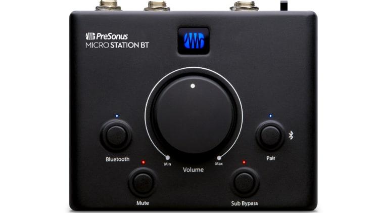 Presonus Microstation BT Test