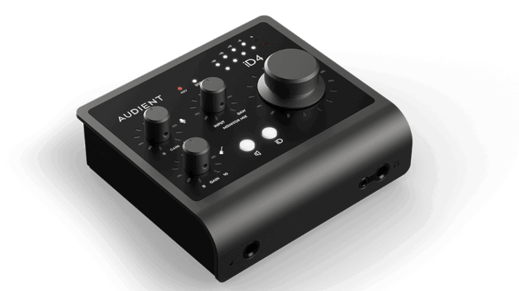 Audient iD4 MKII Test