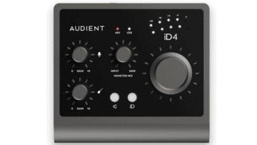 Audient iD4 MKll Test