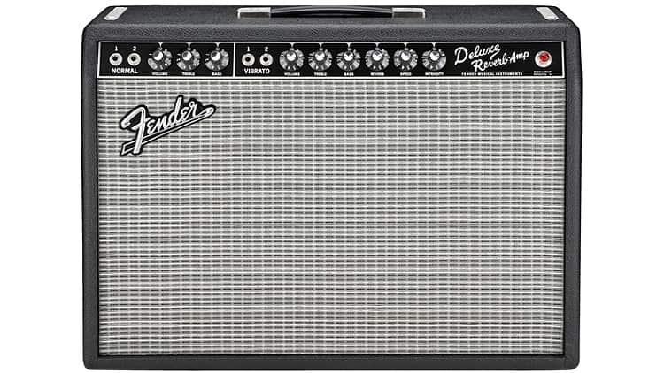 Fender Deluxe Reverb Röhrenverstärker combo