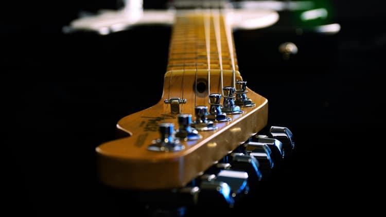 E-Gitarre verbessern