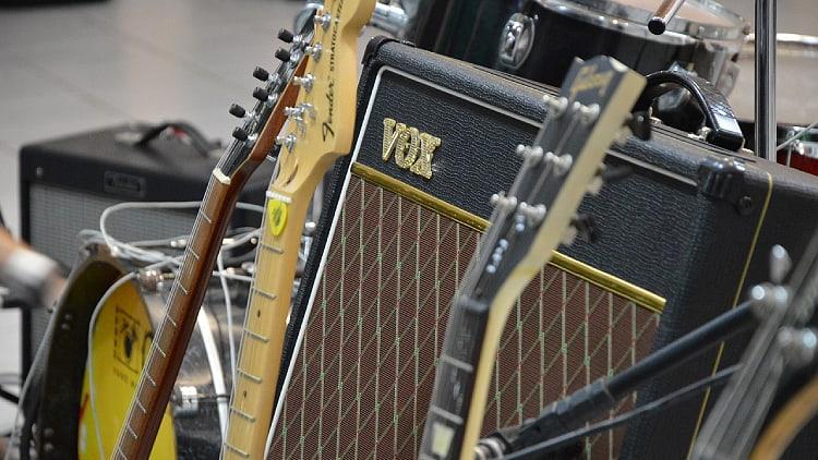 Röhrenverstärker Gitarre
