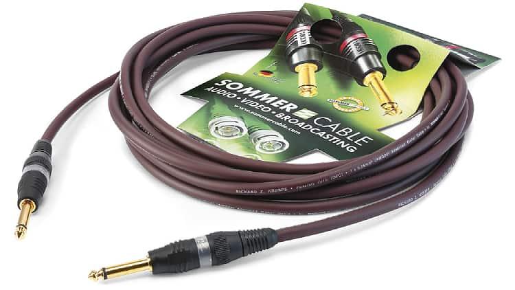 Sommer Cable Richard Z. Kruspe Signature-Kabel