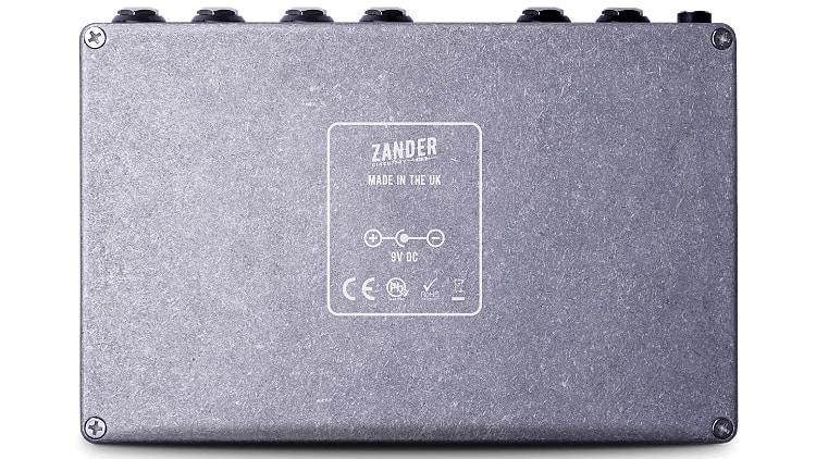 Zander Circuitry Junipero Test