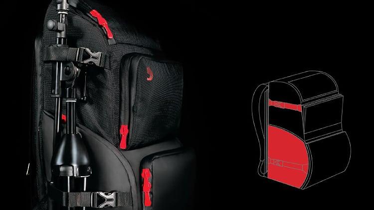 D'Addario Backline Gear Transport Pack
