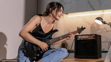 Einsteiger E-Gitarren