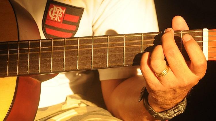 Wechsel Gitarren Griffe