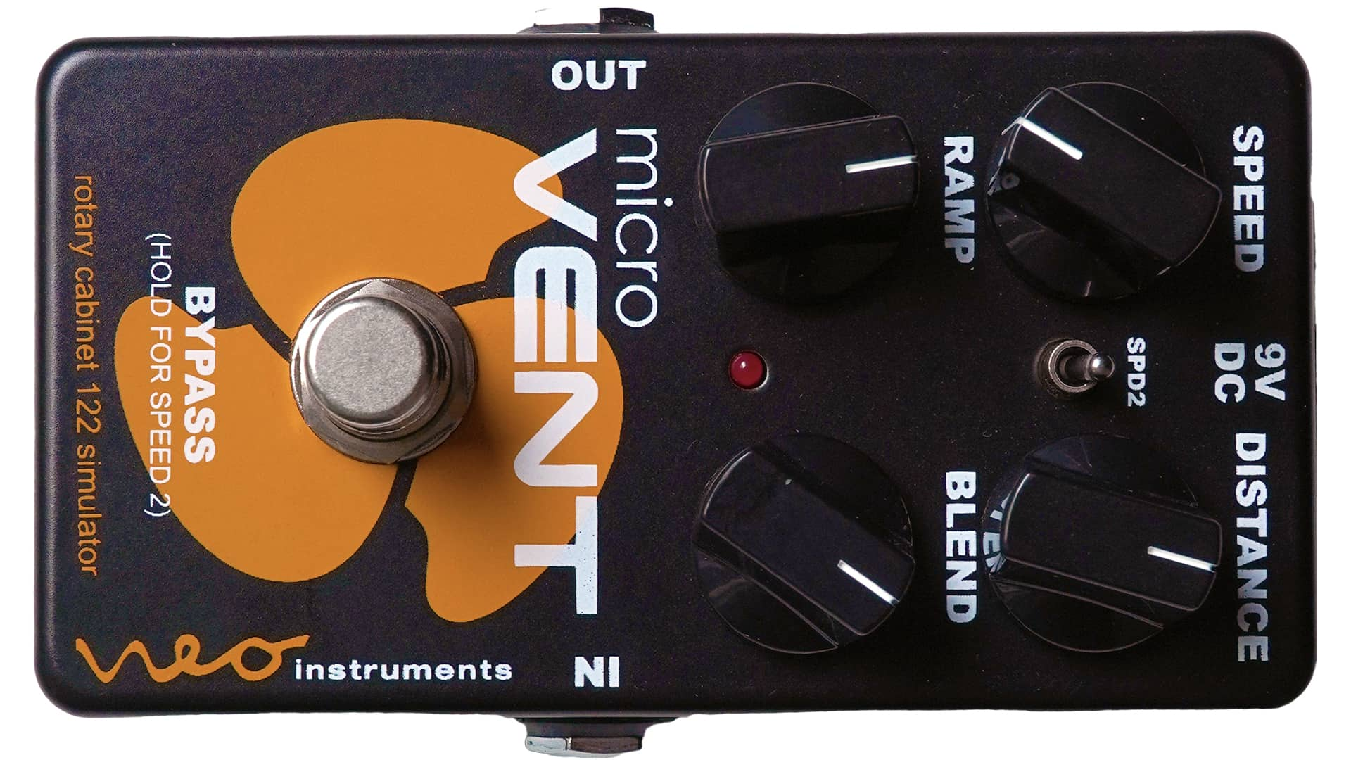 Neo Instruments micro Vent 122 Test