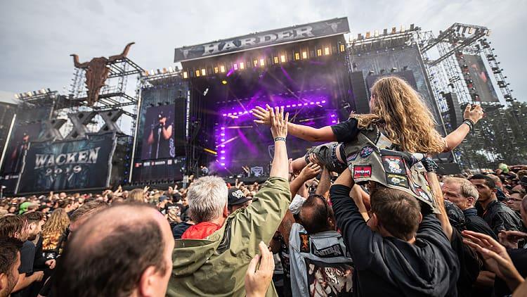 Rock- und Metal-Festivals