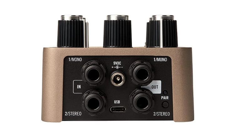 Universal Audio UAFX Golden Reverberator Test