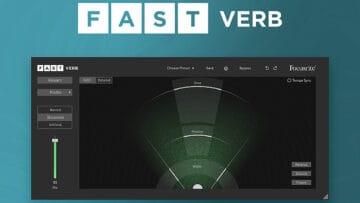 Focusrite FAST Verb